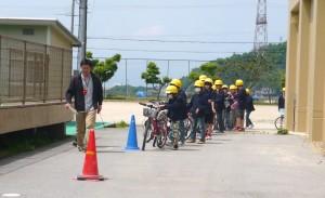自転車教室5月9日03