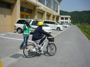 自転車教室5月9日05