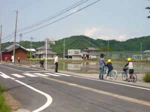 自転車教室5月9日07