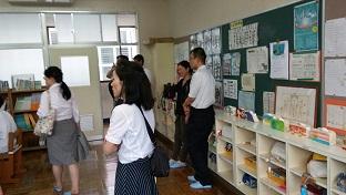 学校訪問2